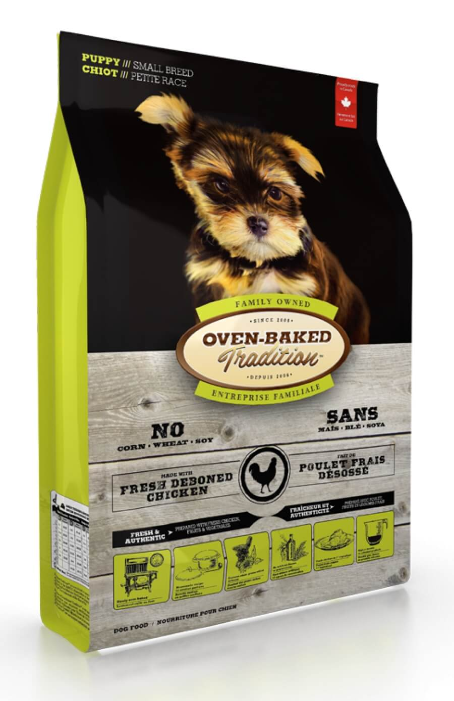 Oven-Baked Dog Food